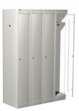 03.341- Шкафы для одежды ширина секции 300 мм.
